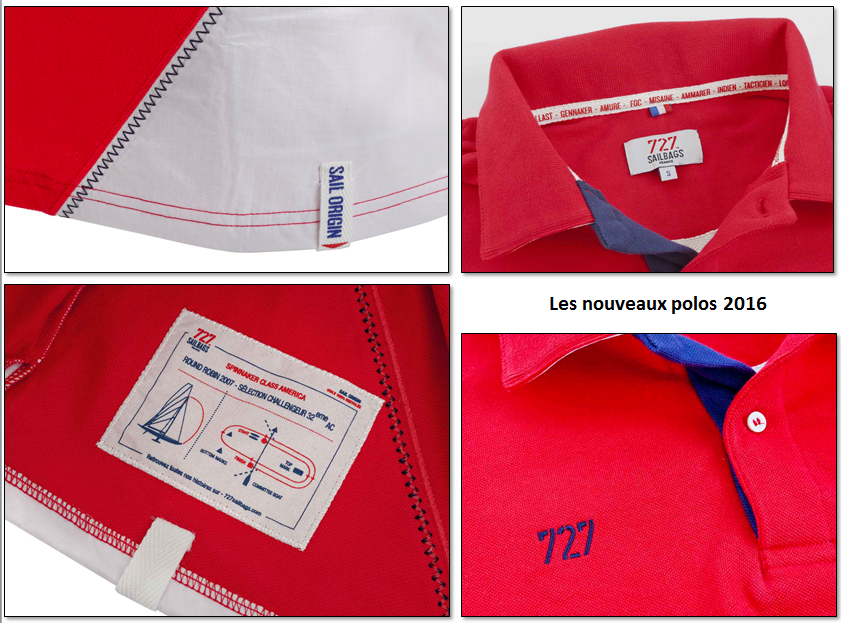 Polodress 727 sailbags