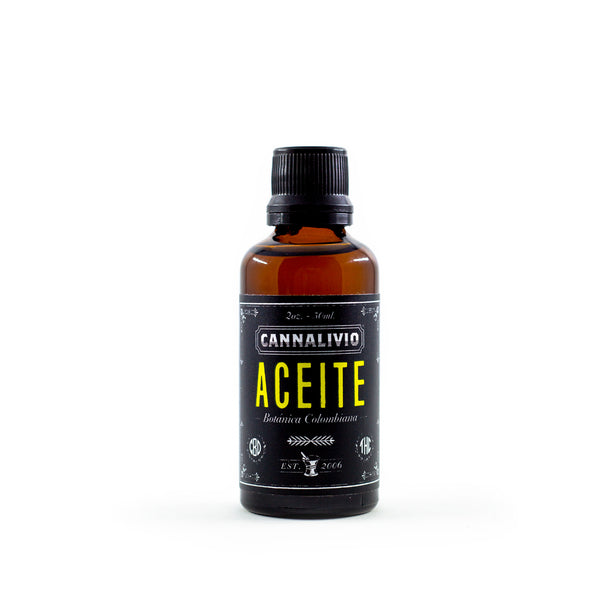 Aceite herbal CBD