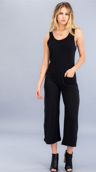 Devon Wide-Leg Jumpsuit