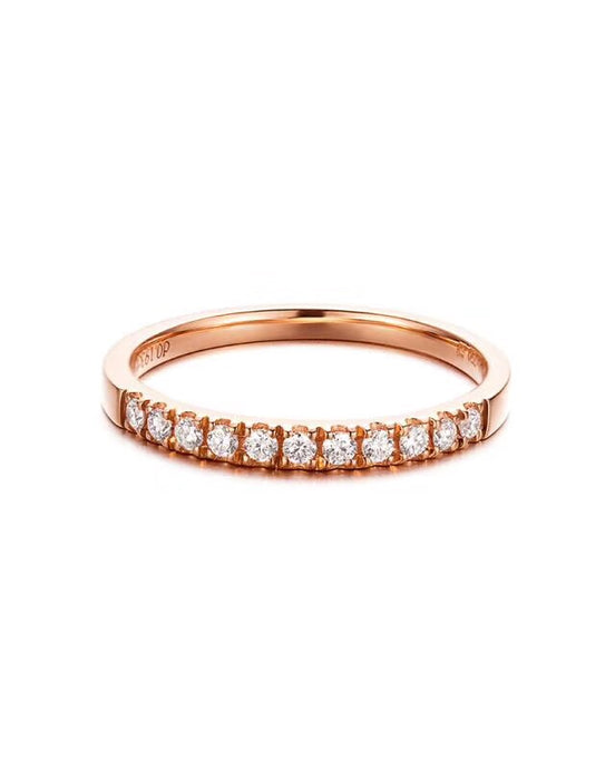 Big Diamonds Stacker Ring