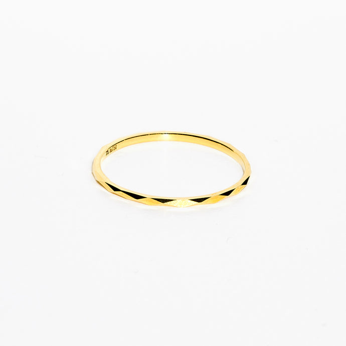 Your Every Day Ring - Yellow Gold