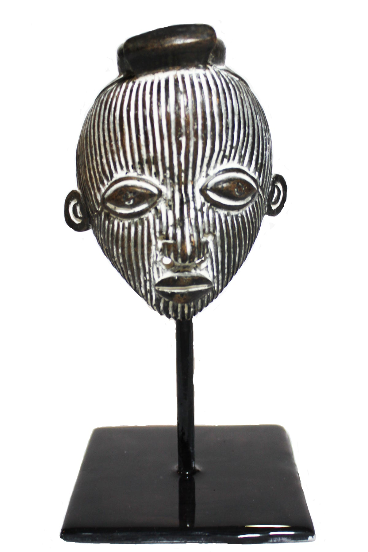 African Passport Mask
