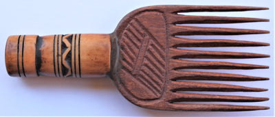 Copy of African Wooden Comb