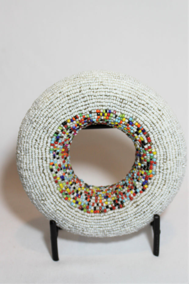 White/Multicolor Tikar Bangle