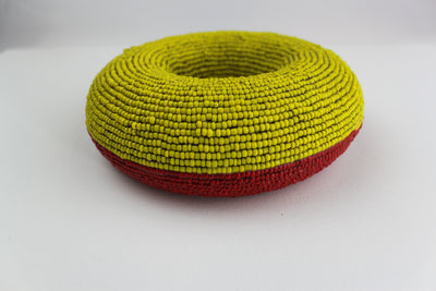 Red and Yellow Tikar Bangle