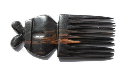 African Wooden Comb