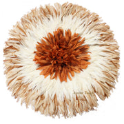 Burnt Orange Ring Juju Hat