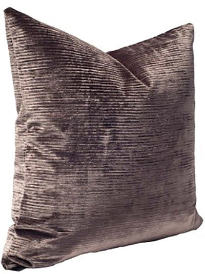 Steel Velvet Pillow Cover