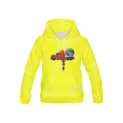 Nothing Crushes Her Youth All Over Print Hoodie (USA Size)
