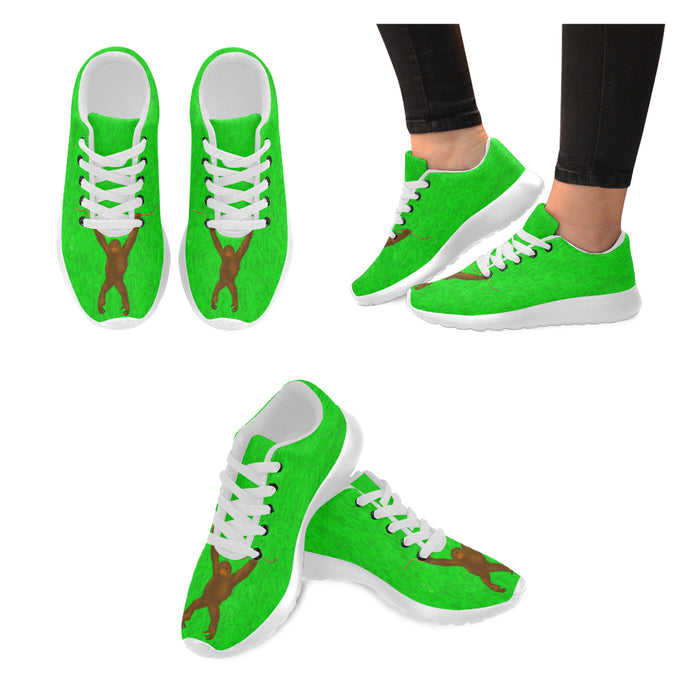 Savety Monkey Women's Sneakers