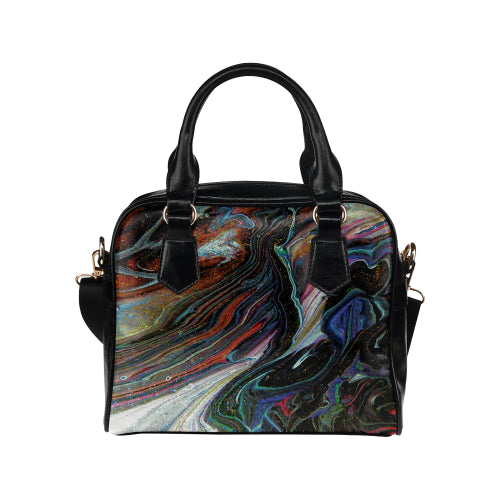 Wonkyverse Shoulder Handbag