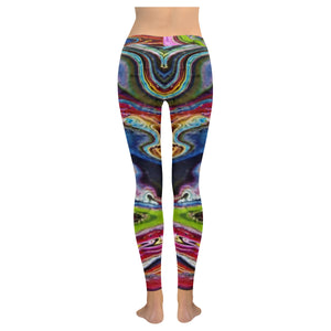 Alien River All-Over Low Rise Leggings
