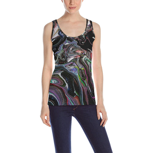 Multiverse Women's All Over Print Tank Top