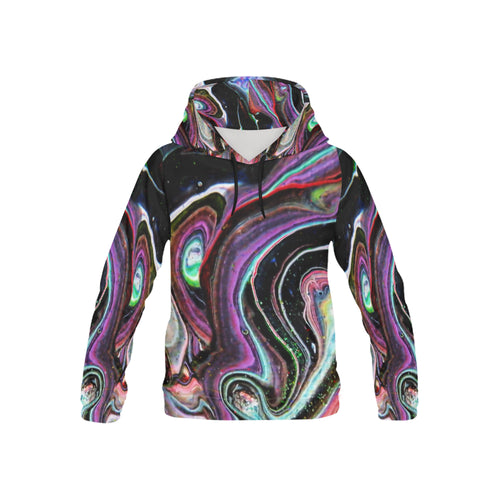 Bright Lines Youth All Over Print Hoodie (USA Size)