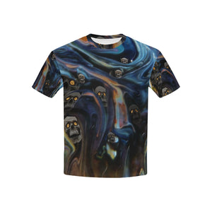 A Piece of Hell Kid's All Over Print T-shirt (USA Size)