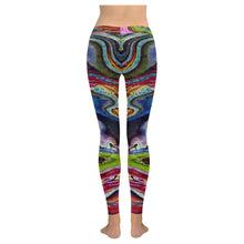 Alien River All-Over Low Rise Leggings (Outside Serging)