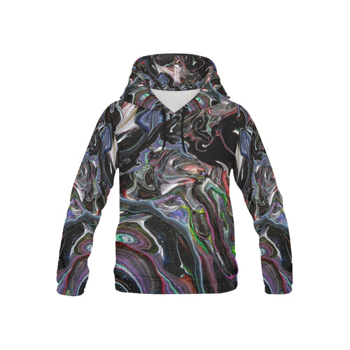 Multiverse Youth All Over Print Hoodie (USA Size)