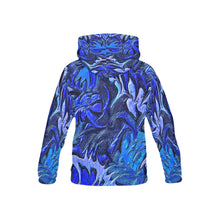 Aurora Florialis Youth All Over Print Hoodie (USA Size)