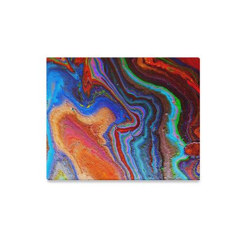 Color World Canvas Print 20