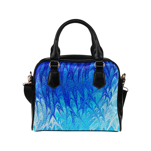 Wild Waves Shoulder Handbag