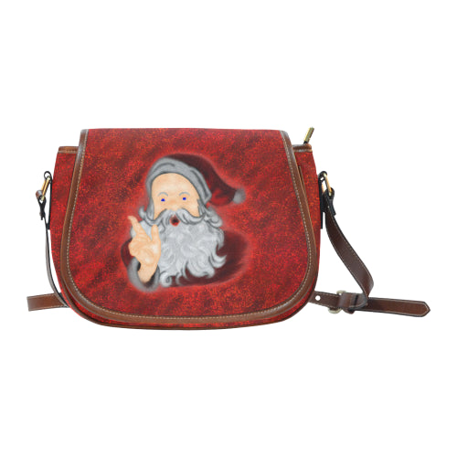 Santa Claus Saddle Bag (Small)