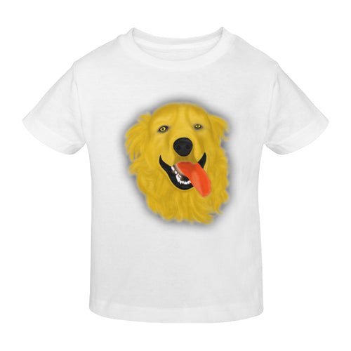 GoldenRetriever Classic Youth Cotton T-shirt