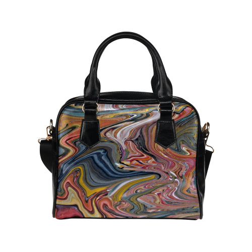 Twirly Shoulder Handbag