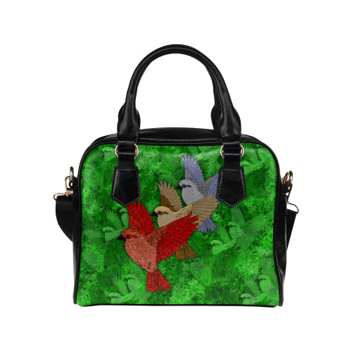 Sparrows Shoulder Handbag