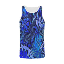 Aurora Florialis Men's All Over Print Tank Top