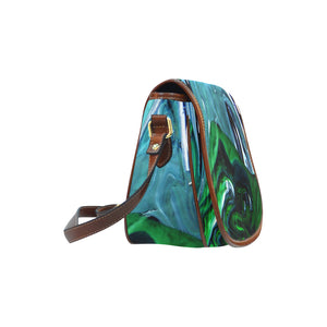 Climbing Greens Saddle Bag (Big)