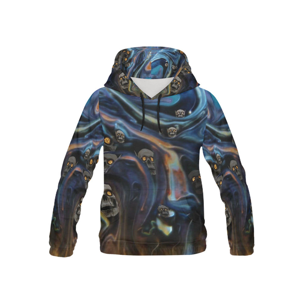 A Piece of Hell Youth All Over Print Hoodie (USA Size)
