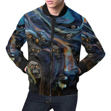 A Piece of Hell Men's All Over Print Casual Jacket