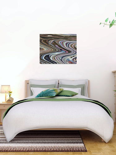 Wavy Cravy Canvas Print 10