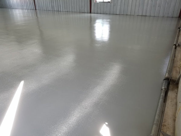 Concrete Coatings on Diverse Surfaces