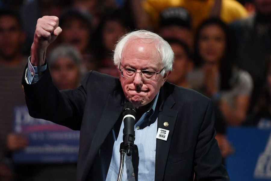 Q2 Senator Ratings Are Out and Bernie Sanders Tops The List