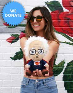 Bernie Babies - Super Bernie (LIMITED EDITION) - Feelin' Radical