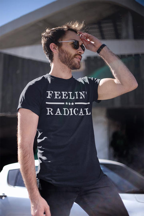 Feelin' Radical Logo Tee - Feelin' Radical