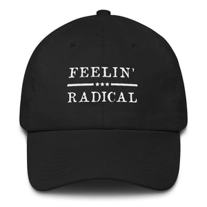 Feelin' Radical Logo Dad Hat - Feelin' Radical