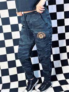 Beauty Eye Camo Jogger + Black