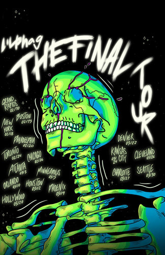 THE FINAL TOUR - Poster (Limited Edition)