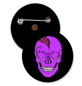 Skull Pin - Exclusive Tour Pin