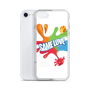Same Love - iPhone Case