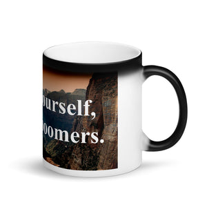 Boomers Magic Surprise Mug