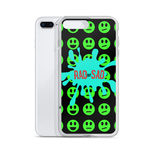 Rad But Sad - iPhone Case