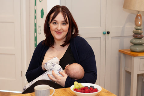 The Art of Eating Well When Breastfeeding