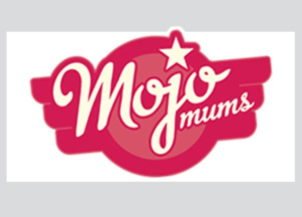 "Mojo Mums says ""how easy it is to feed"" in Bshirt"