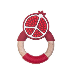 Nibbling - Pomegranate Superfoods Teething Toy
