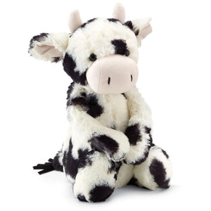 Bashful Calf Plush Toy