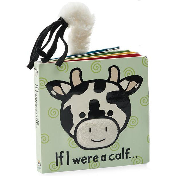 If I Were A Calf - Book