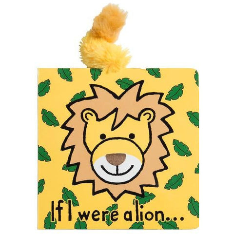 If I Were A Lion - Book